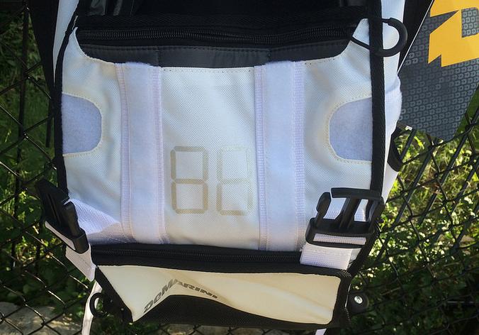 DeMarini Black OPS Bat Bag Review: A White Black OPS Bat Bag