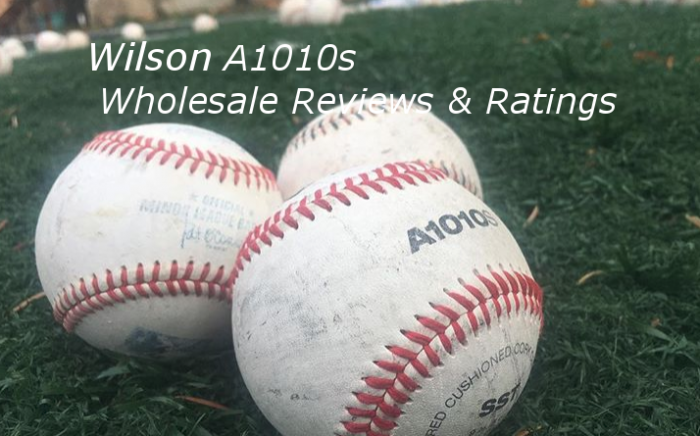 Wilson A1010 Baseballs | Blem Wholesale Reviews