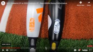 2021 vs 2020 vs 2019 vs 2018 vs 2017 DeMarini CF Zen