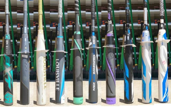 4 Biggest Fastpitch Barrels