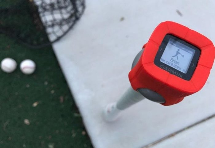 Garmin Impact Bat Swing Sensor Review