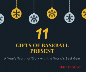 The 11 Gifts of Baseball Present