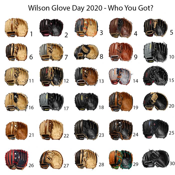 Wilson Glove Day